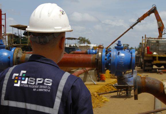 SPS incrementa producción de petróleo